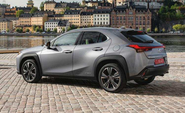 61 All New 2019 Lexus Ux Hybrid New Concept