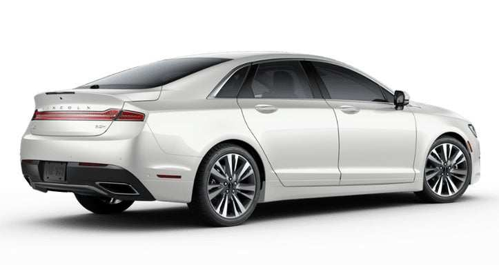 61 All New 2019 Lincoln MKZ Hybrid Spy Shoot