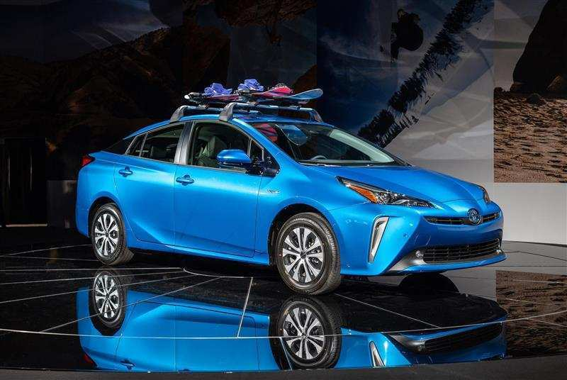 61 All New 2019 Toyota PriusPictures Wallpaper