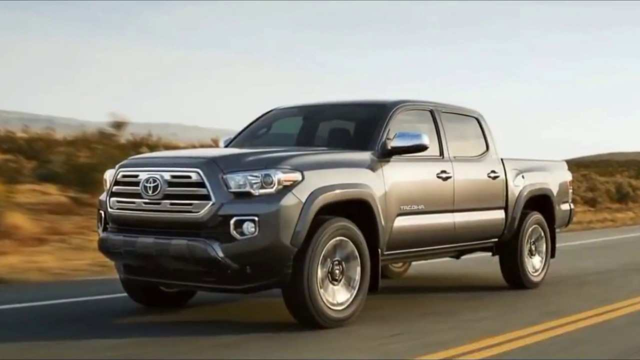 61 All New 2019 Toyota Tacoma Diesel Trd Pro Price Design And Review