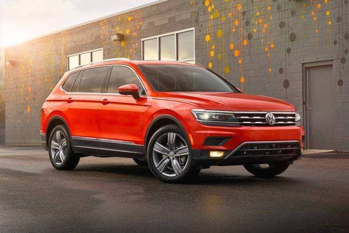 61 All New 2019 Volkswagen Tiguan Price Design And Review