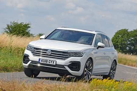 61 All New 2019 Volkswagen Touareg Overview