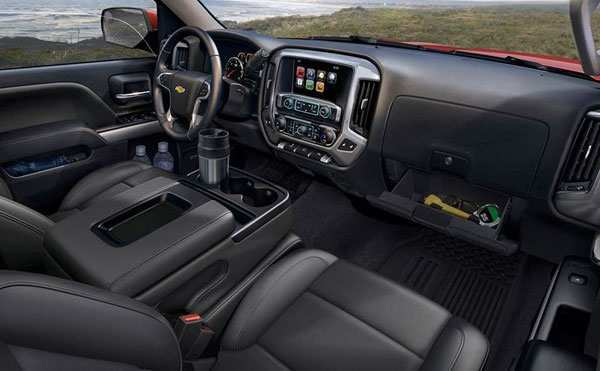61 All New 2020 Chevrolet Silverado Hd Interior Overview