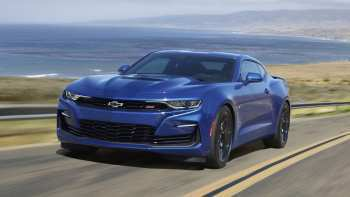 61 All New 2020 Chevy Camaro Competition Arrival Picture