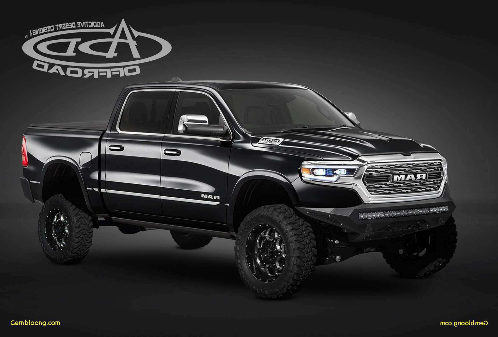 61 All New 2020 Dodge Ram 2500 Cummins Concept And Review