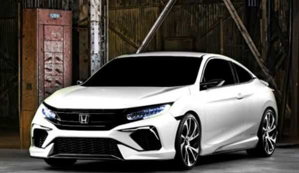 61 All New 2020 Honda Civic Coupe Concept