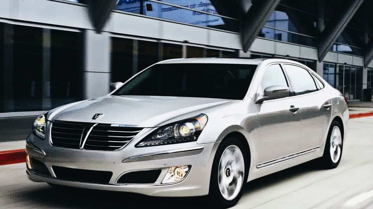 61 All New 2020 Hyundai Equus Ultimate Price And Review