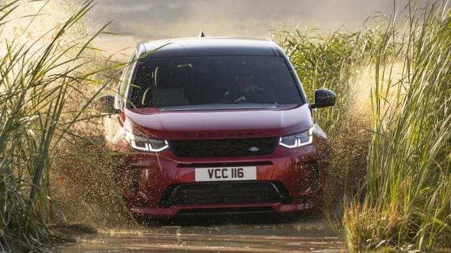 61 All New 2020 Land Rover Discovery Sport Release Date And Concept