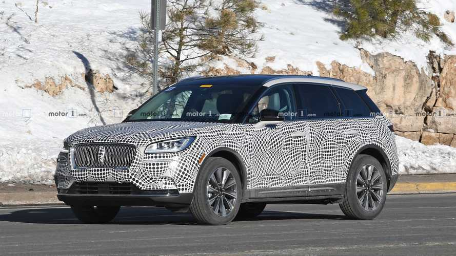 61 All New 2020 Lincoln MKS Spy Photos New Concept