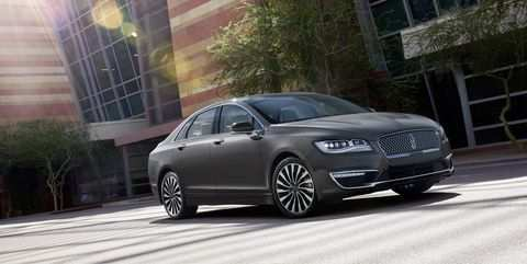 61 All New 2020 Lincoln MKZ Prices