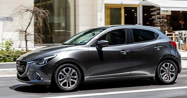 61 All New 2020 Mazda 2 New Review