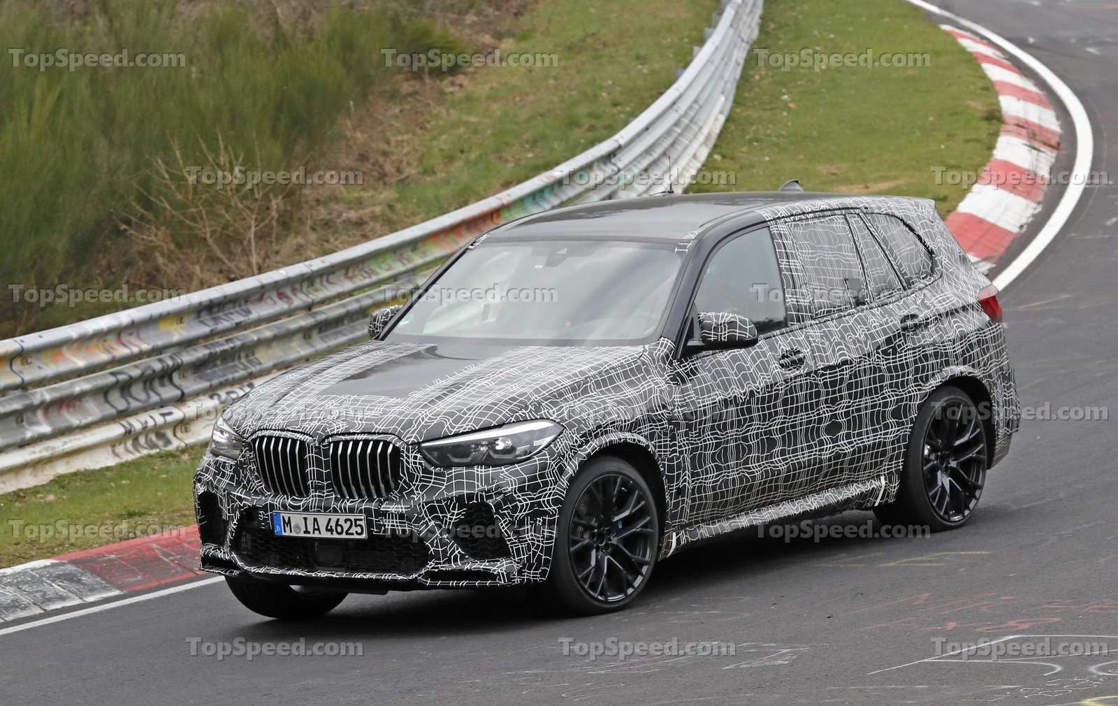 61 All New 2020 Next Gen BMW X5 Suv Spy Shoot