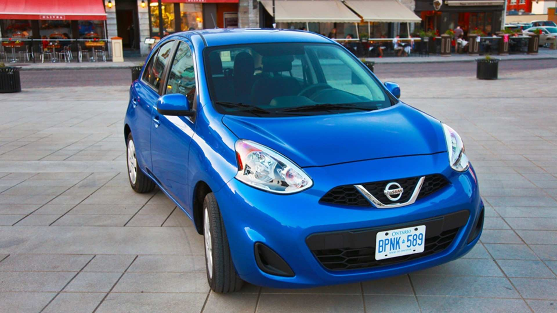61 All New 2020 Nissan Micra Model