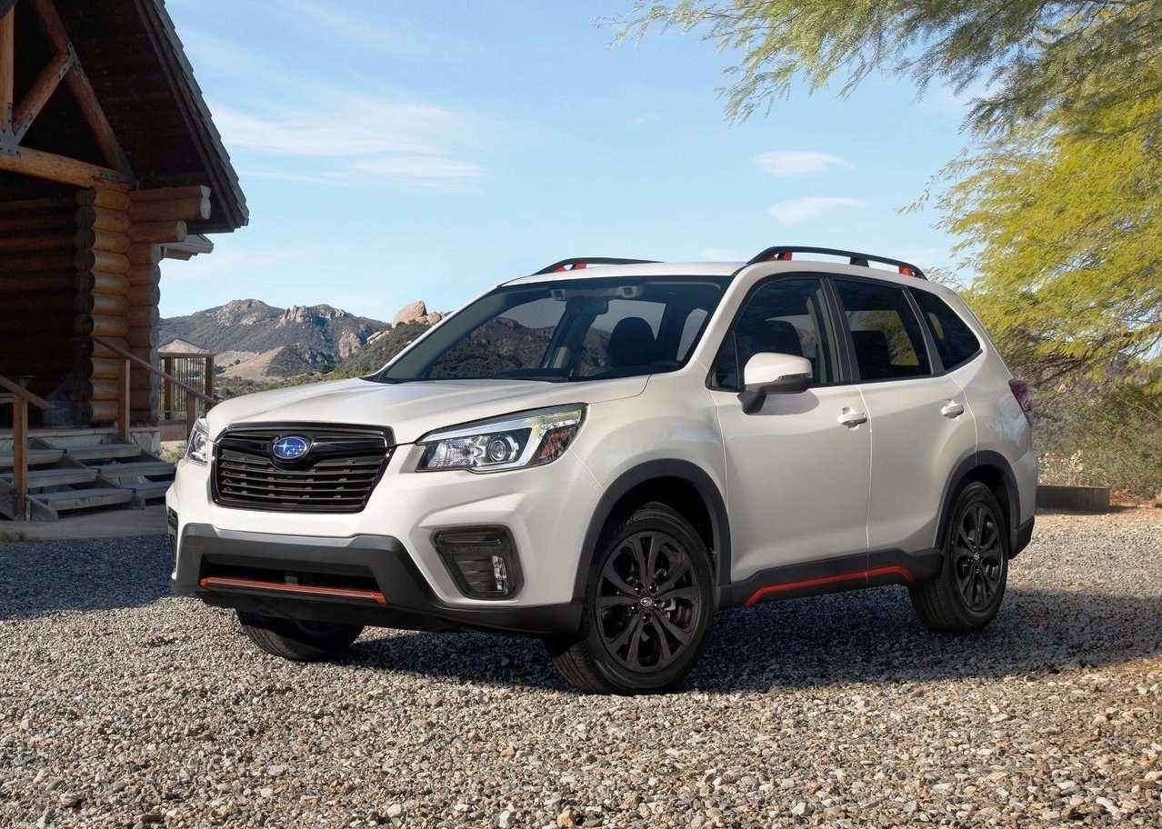 61 All New 2020 Subaru Crosstrek Redesign