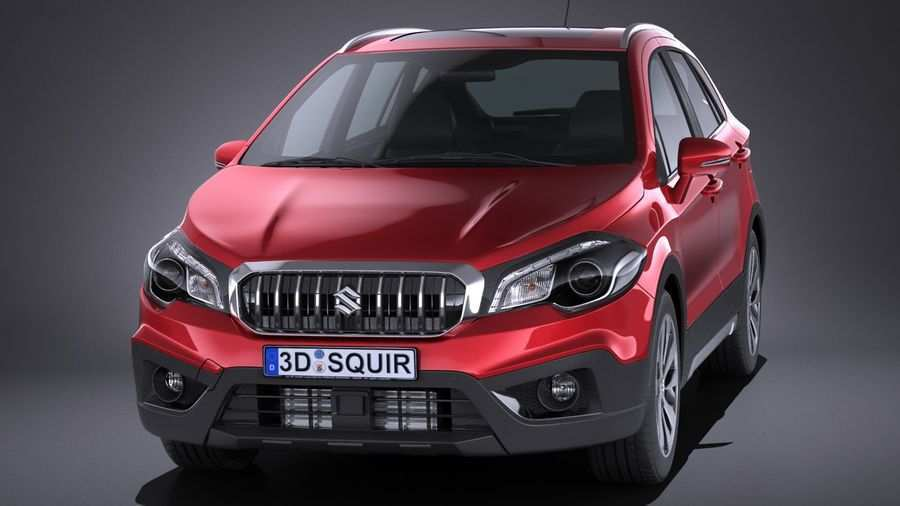 61 All New 2020 Suzuki Sx4 Photos