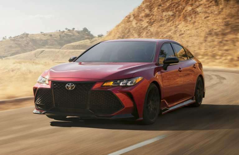 61 All New 2020 Toyota Avalon Research New