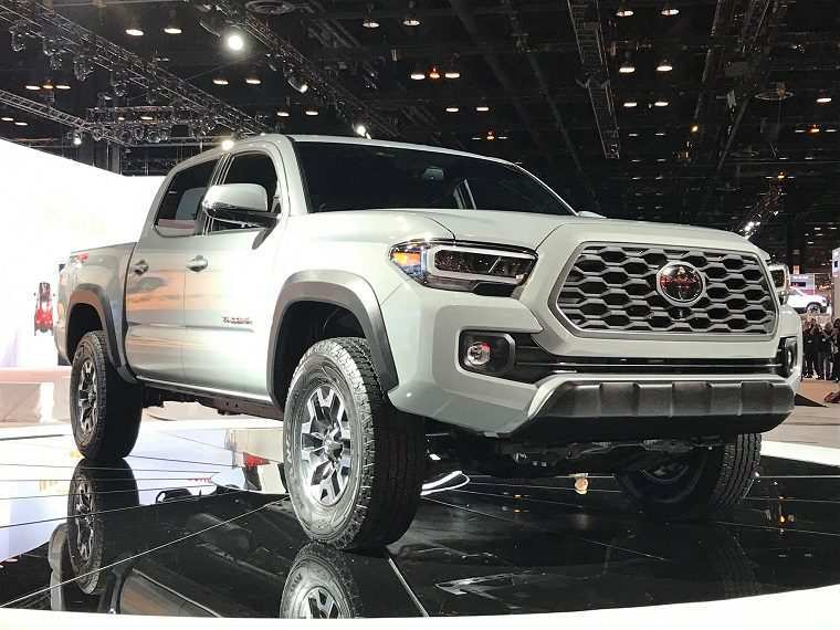 61 All New 2020 Toyota Tacoma Style