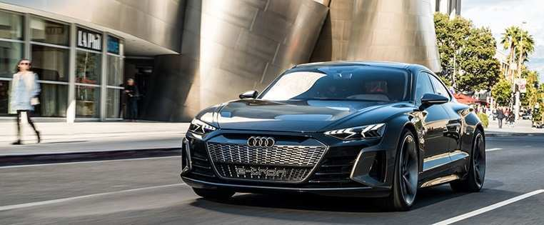 61 All New Audi E Tron 2020 Performance And New Engine