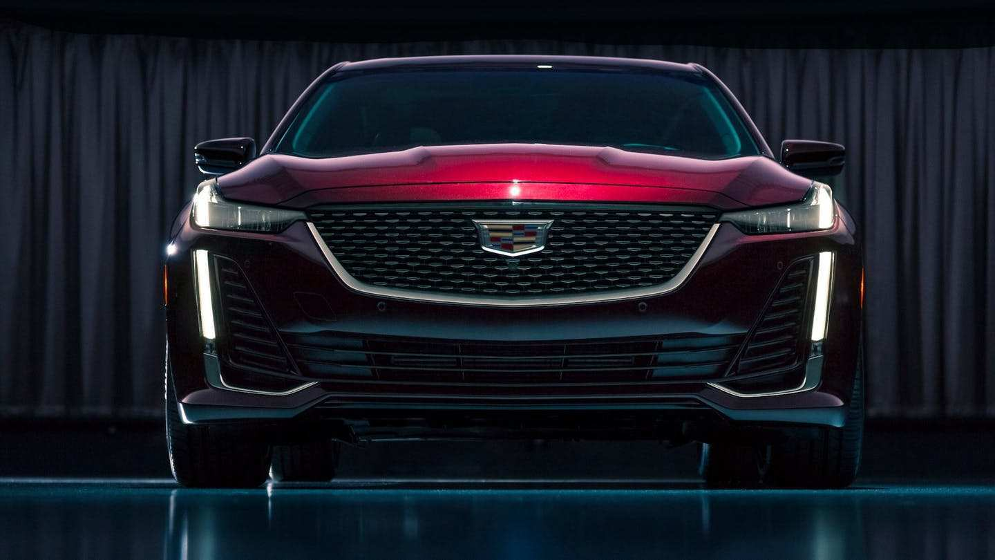 61 All New Cadillac Sedans 2020 Pictures