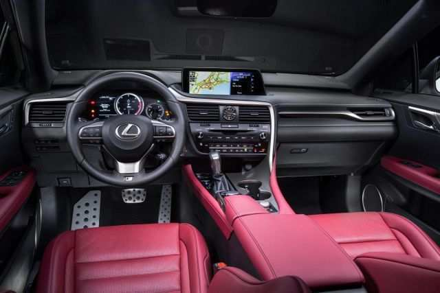 61 All New Lexus Lx 2019 Interior Research New