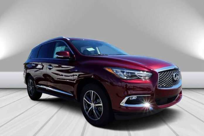 61 All New New Infiniti Qx60 2020 Images