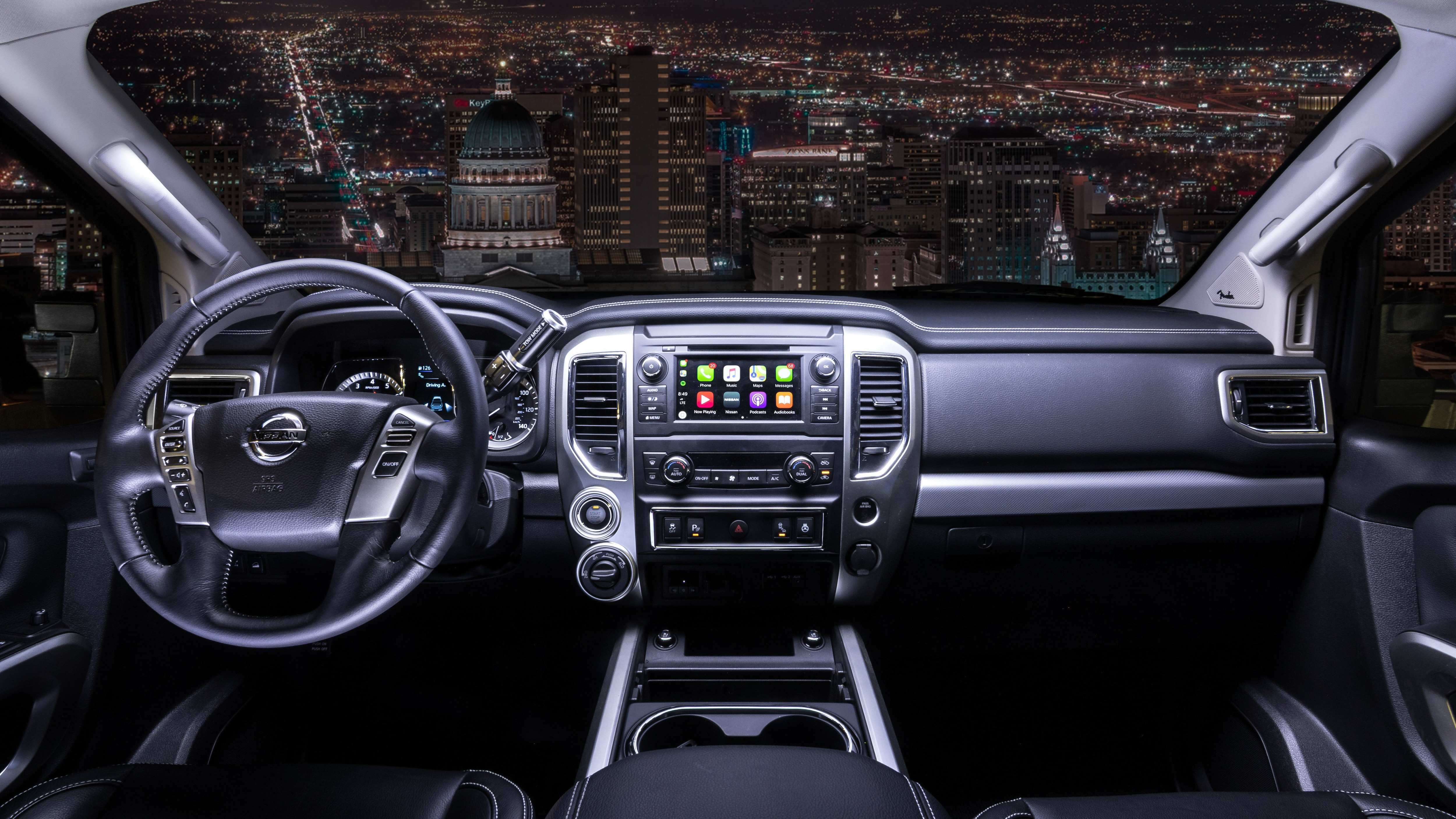 61 All New Nissan 2019 Interior Review And Release Date