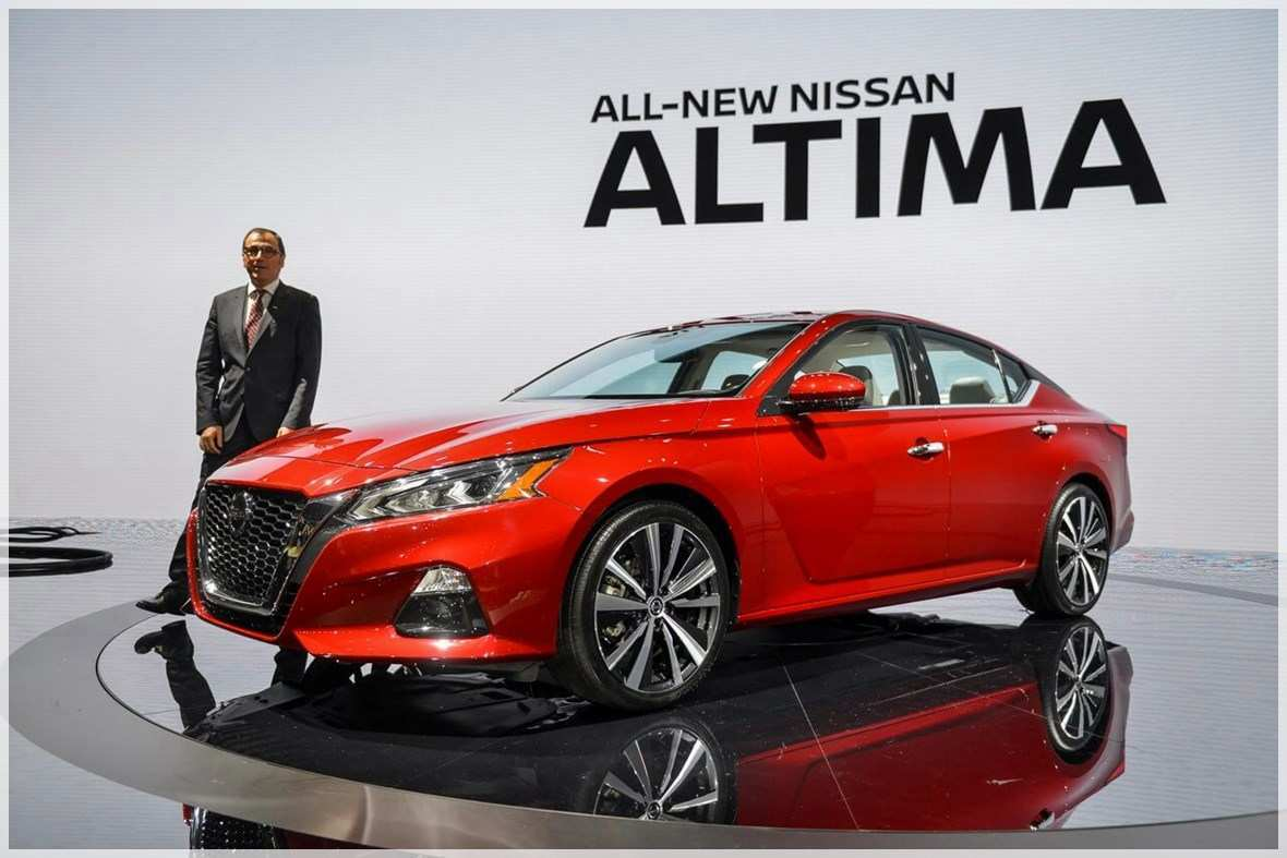 61 All New Nissan Altima 2020 Price Review And Release Date