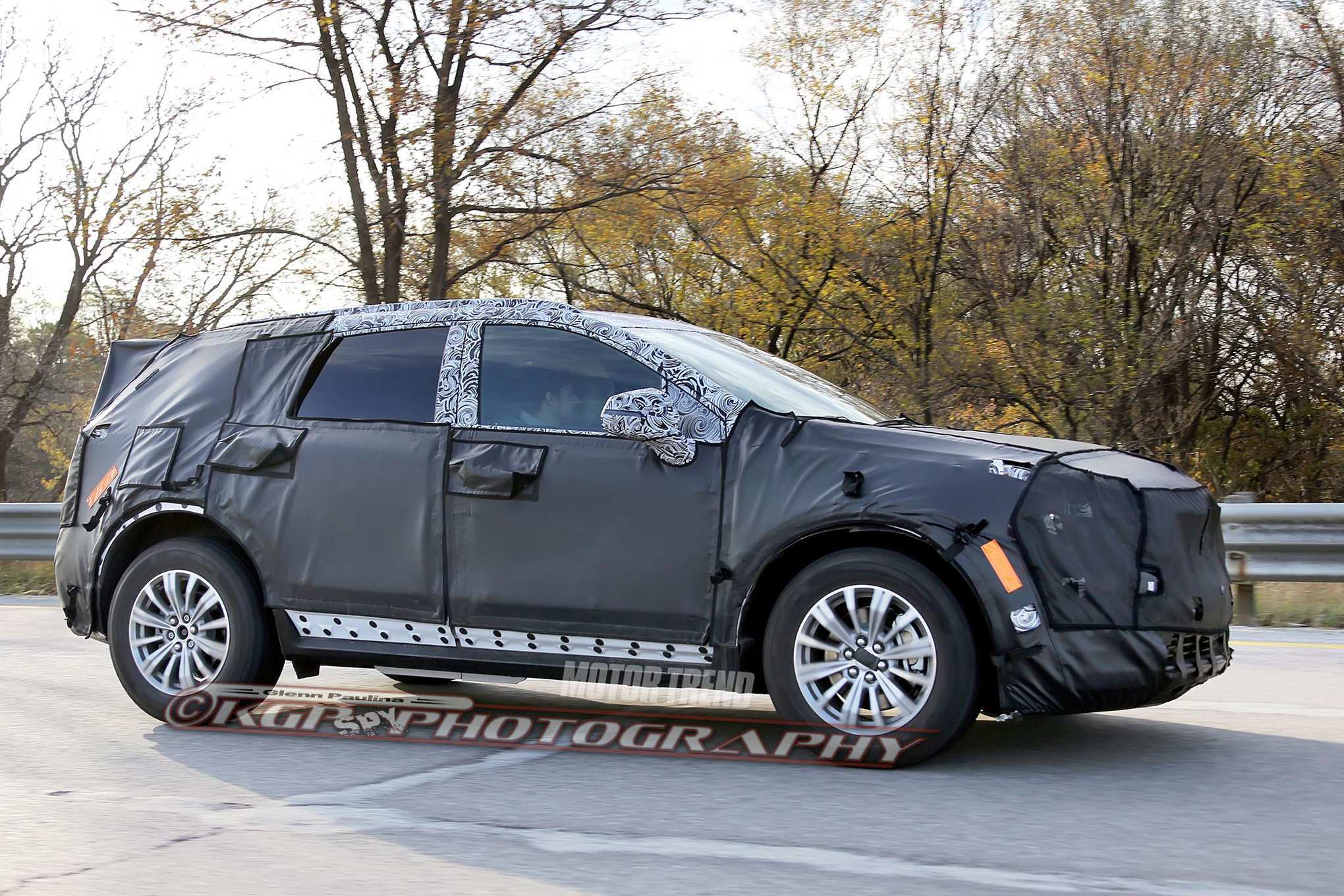 61 All New Spy Shots Cadillac Xt5 Spy Shoot