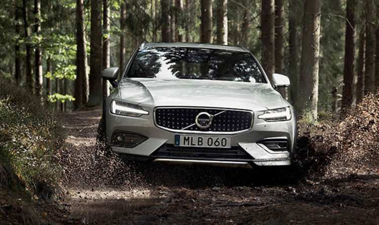 61 All New Volvo V60 2019 Dimensions Ratings