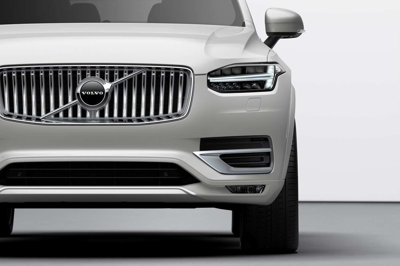 61 All New Volvo Xc90 Facelift 2019 Picture