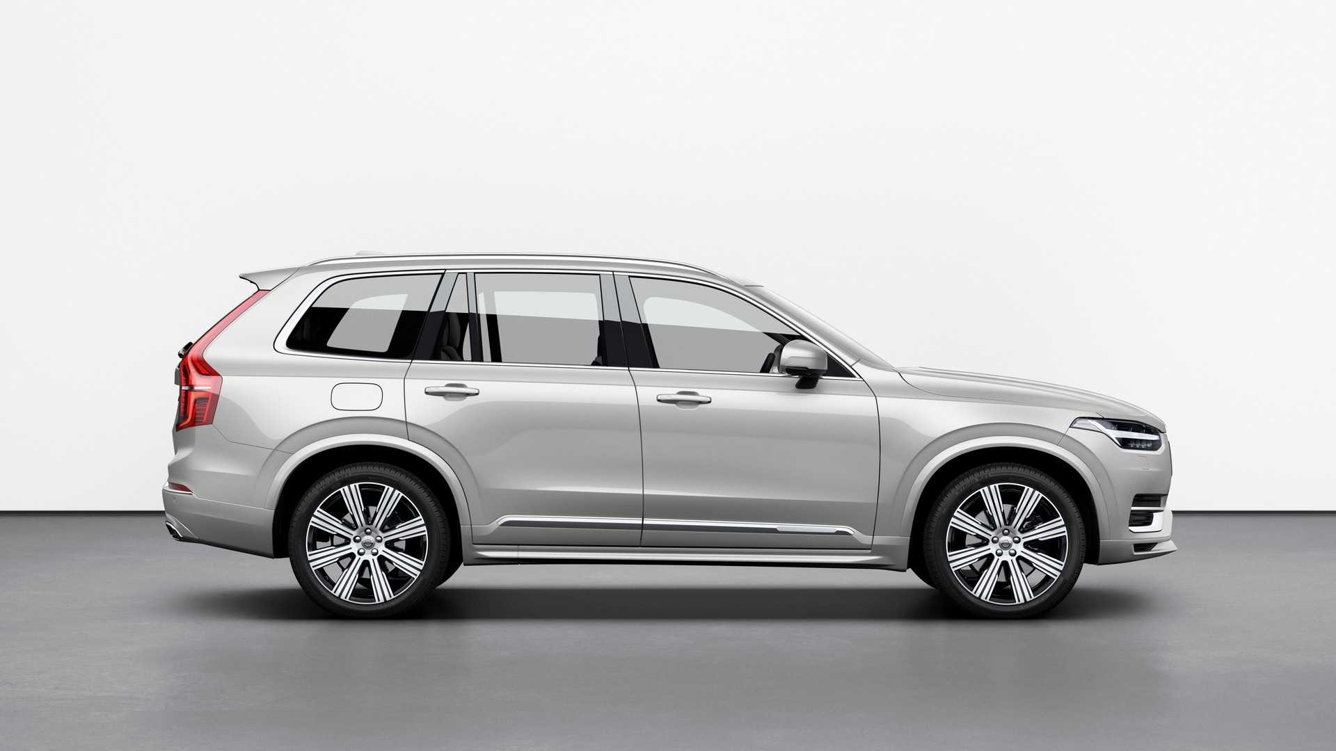 61 All New Volvo Xc90 Facelift 2019 Redesign