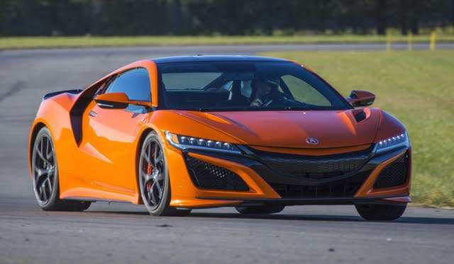61 Best 2019 Acura NSXs Price Design And Review
