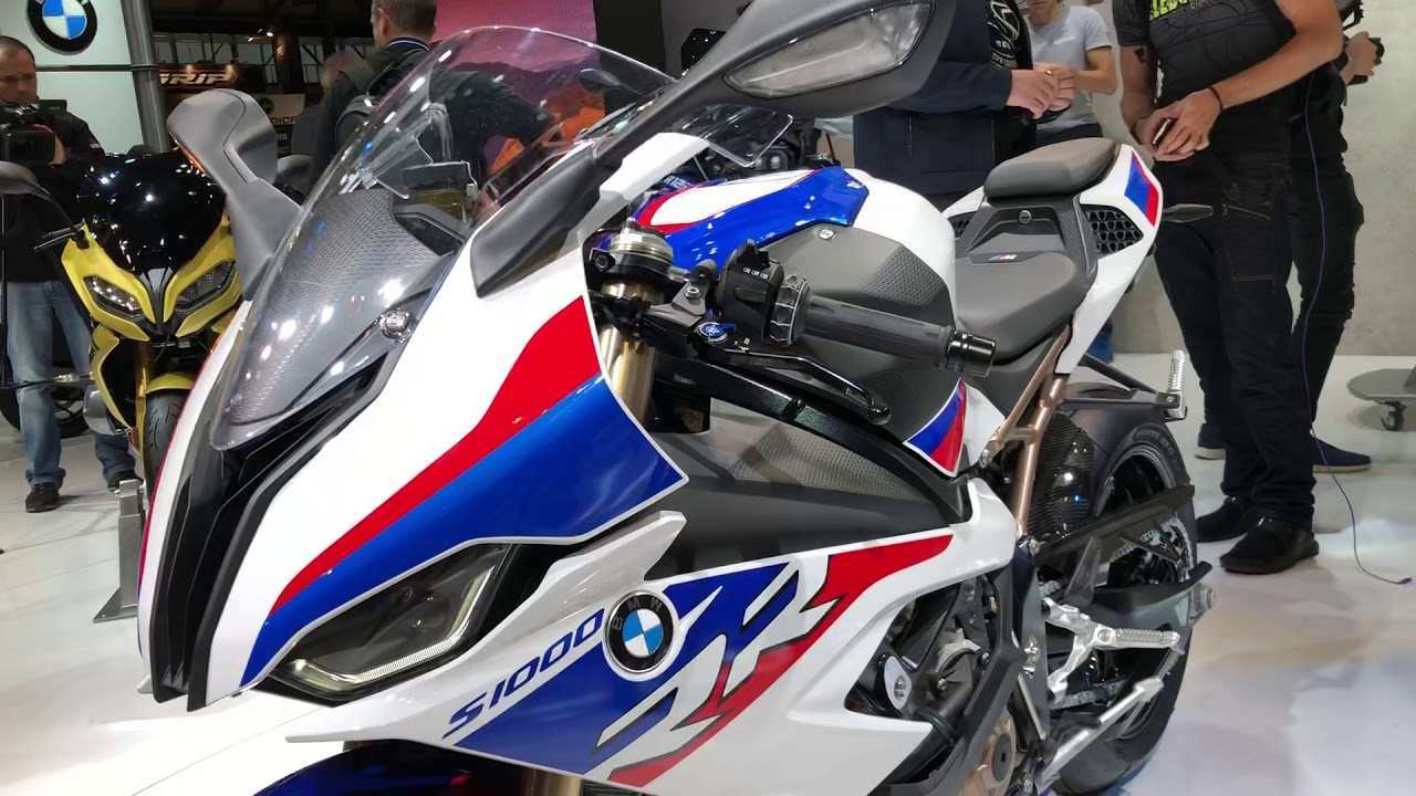 61 Best 2019 BMW S1000Rr Redesign And Concept