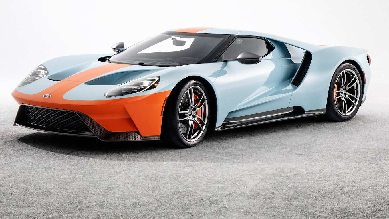 61 Best 2019 Ford GT40 Spy Shoot