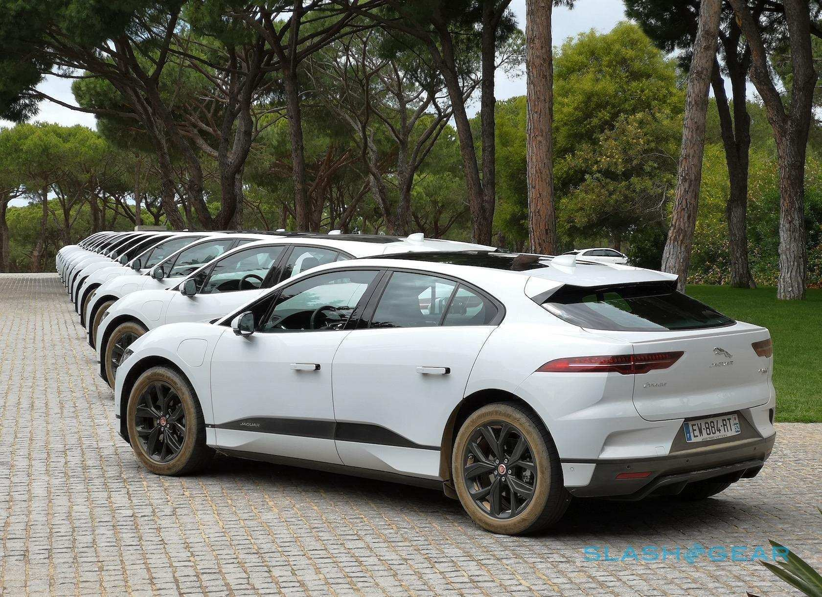 61 Best 2019 Jaguar I Pace Review Photos