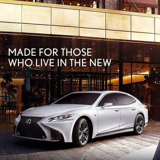 61 Best 2019 Lexus Ls 460 First Drive