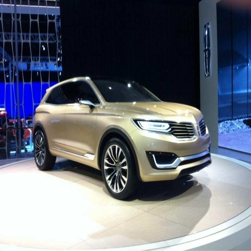 61 Best 2019 Lincoln Mkx At Beijing Motor Show Overview