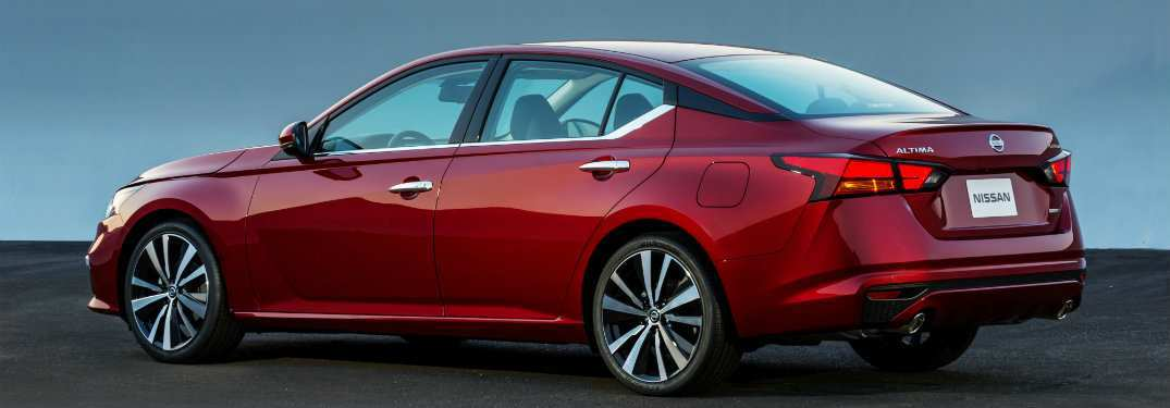 61 Best 2019 Nissan Altima Engine Exterior And Interior