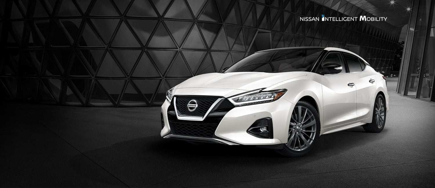 61 Best 2019 Nissan Maxima Detailed Images