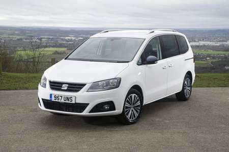 61 Best 2019 Seat Alhambra New Review