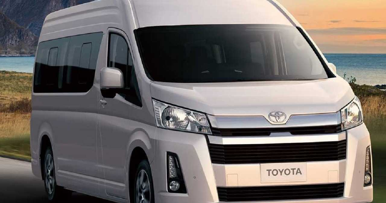 61 Best 2019 Toyota Hiace Images