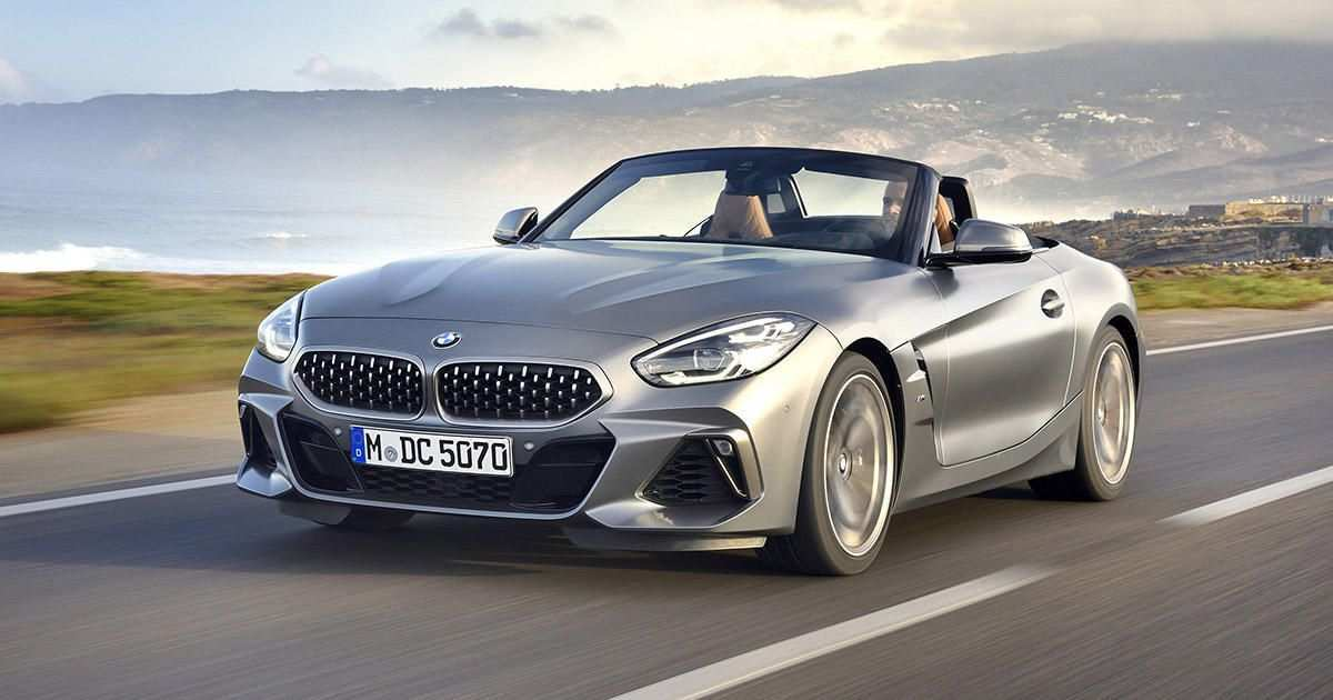 61 Best 2020 BMW Z4 Roadster Redesign And Concept