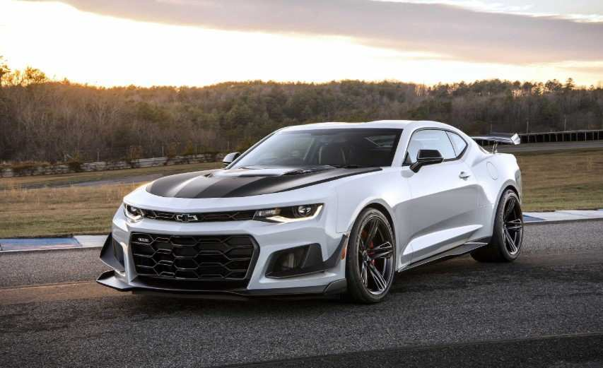 61 Best 2020 Chevrolet Camaro Z28 Redesign And Concept