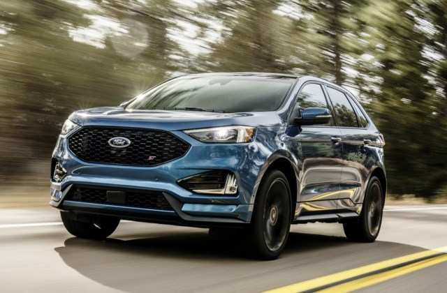 61 Best 2020 Ford Edge New Design Redesign And Review