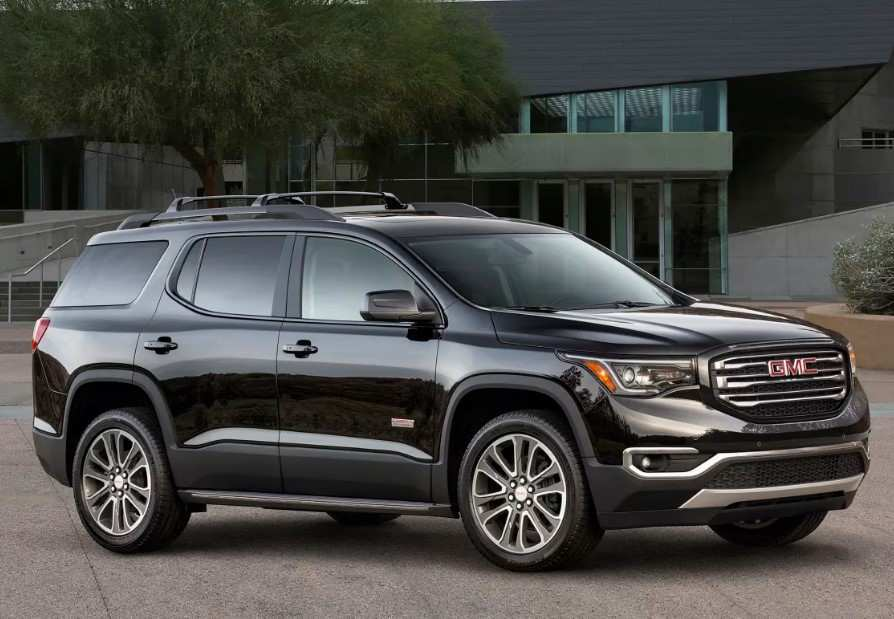 61 Best 2020 Gmc Acadia Denali Review And Release Date