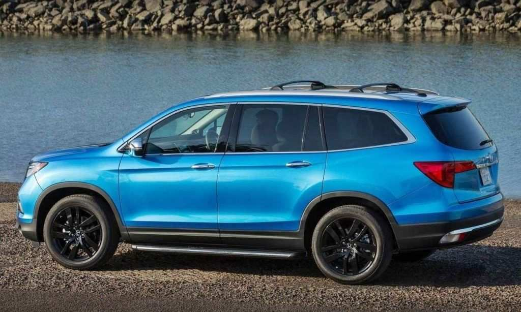 61 Best 2020 Honda Pilot Spy Photos Specs