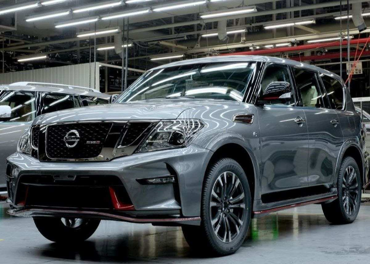 61 Best 2020 Nissan Patrol Concept And Review