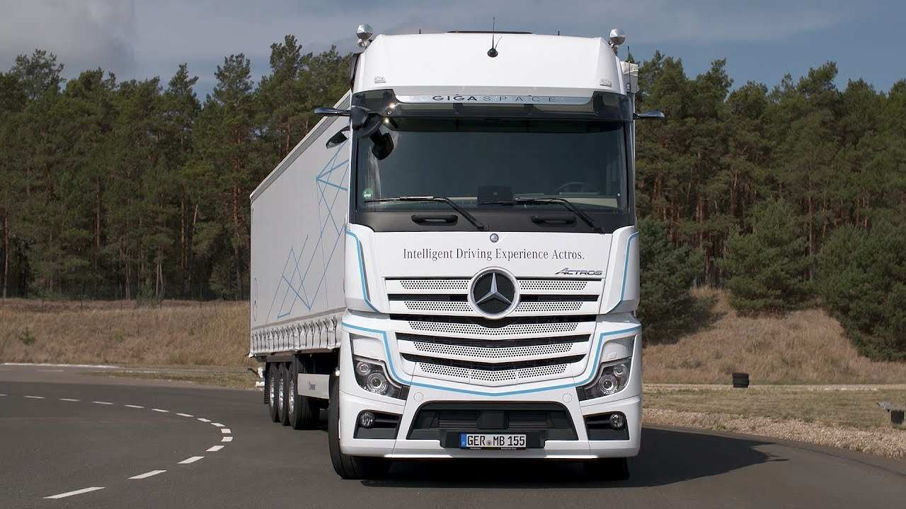 61 Best Mercedes Truck 2019 Performance And New Engine