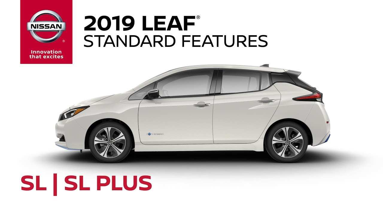 61 Best Nissan Leaf 2019 Review Release Date And Concept