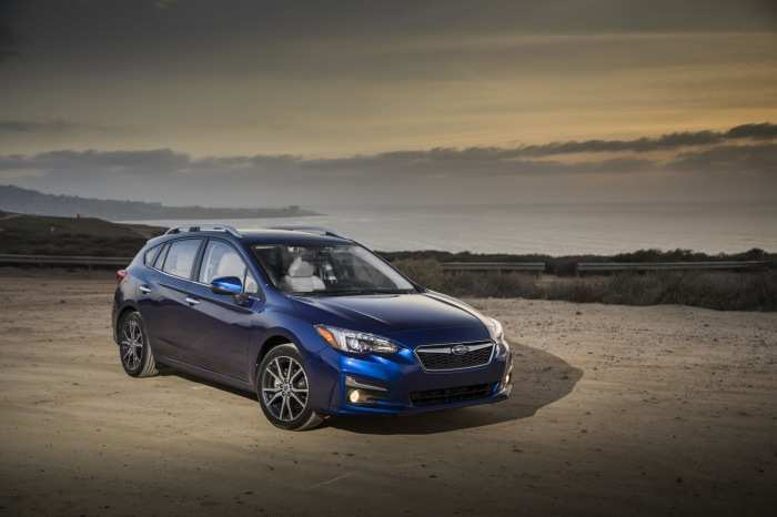 61 Best Subaru 2019 Hatchback Redesign And Review